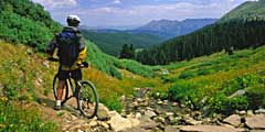 The is plenty to do outdoors in the Breckenridge Colorado area